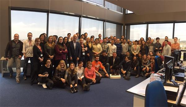 Redarbor is the 6th best company to work for in Spain and receives the 'Inspiring Leadership' award